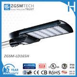 indicatore luminoso della testa della cobra di 347VAC 165W LED con la cellula fotoelettrica