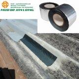 Cinta impermeable bituminosa autoadhesiva 2mm tira intermitente de asfalto