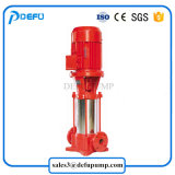 Feuerbekämpfung-mehrstufige vertikale Zusatzjockey-Pumpe