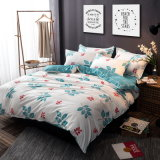 安いPrinted Home Textile Cotton女王王の寝具