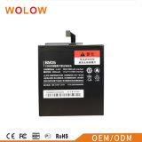 De Mobiele Batterij van de Fabriek van Wolow van Guanghzhou voor Xiaomi Bm34