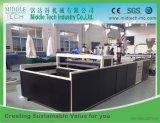 O PVC plástico/UPVC+PMMA/ASA Onda Ondulado/Vidrado Telha Extrusão da linha de produção