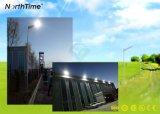 Indicatore luminoso di via tutto compreso Solare-Alimentato controllo astuto di Light&Time LED