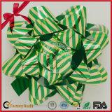 2016 Single-Faced Poly Plain Estrellas Arco decoración cinta cinta de opciones para la decoración del árbol de Navidad