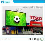 P16mm LED al aire libre que hace publicidad de la visualización de LED de las carteleras electrónicas de la visualización