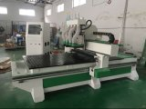 Maquinaria Drilling do multi Woodworking do CNC dos eixos