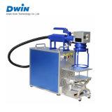 mini système tenu dans la main d'inscription de laser de la fibre 20W pour le prix en métal et de non-métal