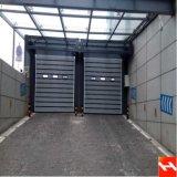 Portello dell'otturatore del rullo isolato obbligazione di alluminio d'acciaio sicura di rendimento elevato
