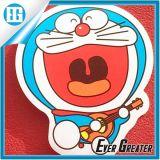고품질 및 Doraemon 사랑스러운 만화 접착성 서류상 스티커