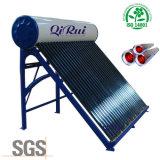 Le tube à vide à haute efficacité d'eau chaude du chauffage solaire avec Approbation CE