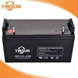 Хорошая солнечная батарея качества 12V120ah перезаряжаемые для системы PV энергии