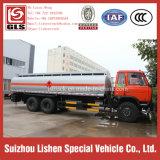20000L Transport d'essence 6 * 4 Deisel Power 230HP Camion-citerne à vendre Camion à huile 20ton Camion lourd