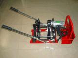 Shm-160 모형 HDPE 관 개머리판쇠 융해 기계 수동 강요 용접 기계