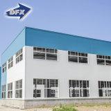 Edifici scolastici della struttura d'acciaio con la costruzione strutturale dell'ufficio della struttura