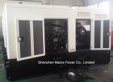 générateur diesel silencieux de notation de 220kVA 176kw d'engine BRITANNIQUE en attente de pouvoir