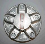 Strumenti su ordinazione dell'incisione del metallo dell'incisione per elaborare della forma metallica