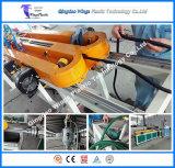 Производственная линия трубы из волнистого листового металла дешевого и хорошего качества пластичные одностеночные/машина штрангя-прессовани