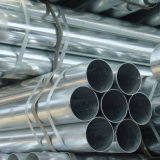 BS1387 Standard do Tubo de Aço galvanizados a quente