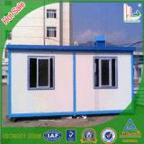 Chambre vivante préfabriquée minuscule de conteneur de coût bas