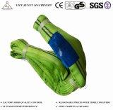 Imbracatura rotonda molle della tessitura del poliestere En1492-2 per l'imbracatura di sollevamento