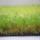 (LS) Kommerzielles bequemes Garten-Gras-künstliches Gras für die Landschaftsgestaltung