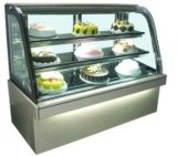 De beste Showcase van de Bakkerij van de Cake van de Capaciteit van de Kwaliteit Grote Koelere