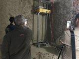 セメントの砂乳鉢のスプレーのレンダリング機械を塗る自動壁
