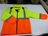Новый Н тип отражательное пальто безопасности с Оксфорд водоустойчивым