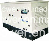 Deutz Water Cooled Diesel Generator, Silent Type From 16kw a 120kw
