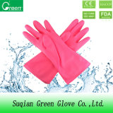 PVC-Haushalts-Handschuh