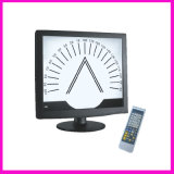 Augengerät LCD-Anblick-Diagramm