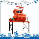 Mezclador concreto del Gemelo-Eje modelo Js500