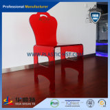Sillas de colores de acrílico de plexiglás de muebles
