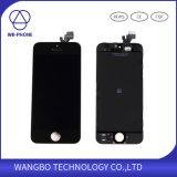 Экран касания LCD замены экрана цены по прейскуранту завода-изготовителя для агрегата цифрователя индикации iPhone 5