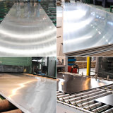Hoja de acero inoxidable del estándar 316 del borde ASTM de la raja