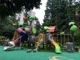 Apparatuur van de Speelplaats van het Pretpark de Commerciële Openlucht voor Kinderen yl-T027