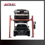 Elevación caliente del estacionamiento del coche de poste del garage cuatro del hogar de la venta con Ce