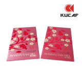 Fashional Cloth Cover Red Pocket (KCE-0004)