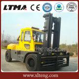 Ltma 12 톤 택시 부속을%s 가진 디젤 엔진 지게차