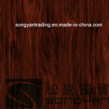 Aço Pre-Painted Grãos de madeira para a folha de tejadilho