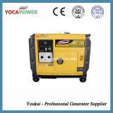 Электрическим комплект генератора старта 5kw охлаженный воздухом молчком тепловозный
