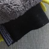 셔닐 실 산호 양털 세차 청소 장갑