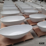 Kingkonreeの安い価格の固体表面の浴室の浴槽