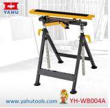 3 Le soutien de la fonction Ensemble tête réglable en hauteur Workbench pliable Table de travail (YH-WB004A)