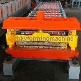 máquina de formación de hoja corrugado control PLC