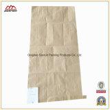 Sac tissé par polypropylène de Papier-Plastique pour la farine