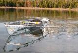PC claro Transperant canoa a remo