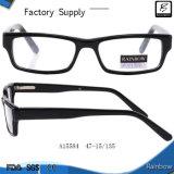 2015 Designer Fashion lunettes cadres rectangulaires (A15584)