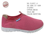 Nr 51857 de Schoenen van de Voorraad van de Sport van de Dame en van de Mensen van Zes Kleuren