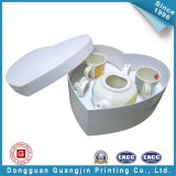 Color bianco Paper Packing Box per Tea Set (GJ-Box124)